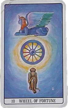 『運命の輪』のショックな転機