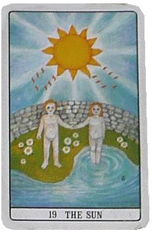 良い出会いを招く『太陽+運命の輪』