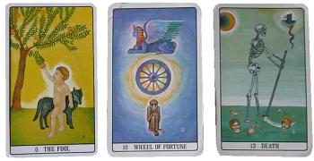 変化系カードのニュアンス
